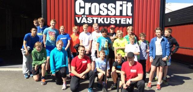 Ungdomsträning CrossFit